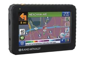 Rand McNally Intelliroute TND 520 Truck GPS